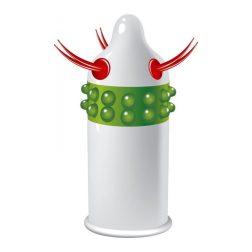 Egzo különleges felületű óvszer X. (1 db)