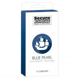 Secura Black Pearl óvszer (12 db)