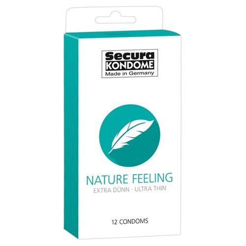 Secura Nature Feeling 24 db óvszer