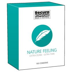 Secura Nature Feeling 24 db óvszer