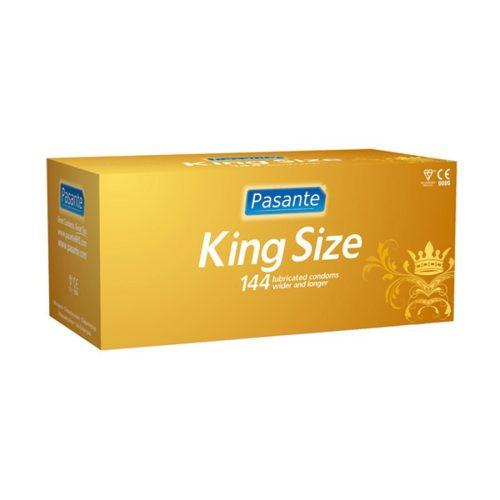 Pesante King Size 144 db nagy mérető óvszer
