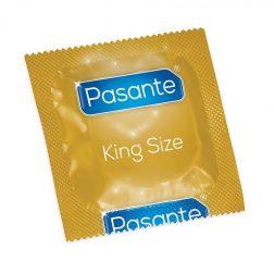Pasante King Size 144 db nagy mérető óvszer
