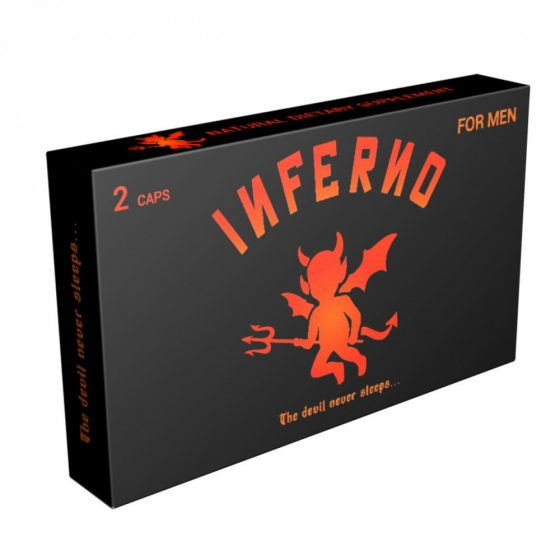 Inferno for men kapszula (2 db)