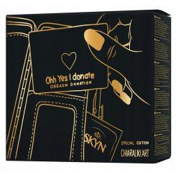 Skyn latexmentes óvszer válogatás, ajándék síkosítóval (40 db + 80 ml)