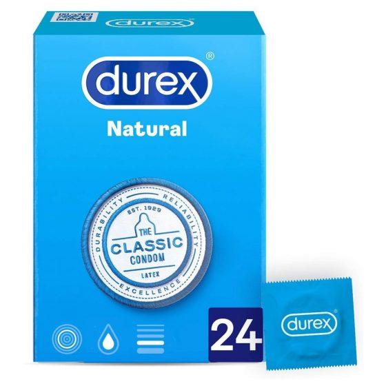 Durex Classic 12 db óvszer