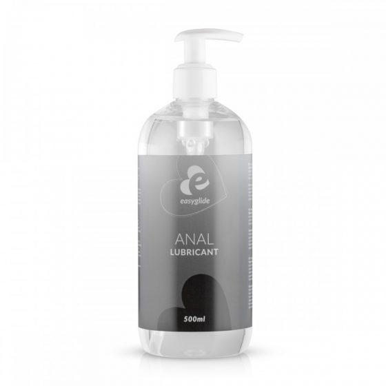 EasyGlide Anal vízbázisú síkosító, anál használatra, pumpás (500 ml)