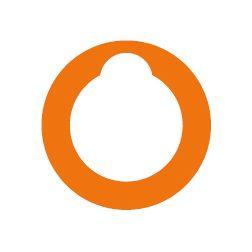 LifeStyles Ultra Safe 3 db vastagított falú, spermicides óvszer