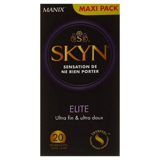 Skyn Elite 10 db extra vékony latex mentes óvszer