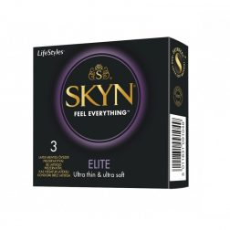 LifeStyles Skyn Large 3 db latex mentes óvszer