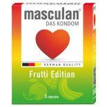 Masculan Special Edition ízesített óvszerek (3 db)