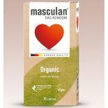 Masculan Organic vegán óvszer (10 db)