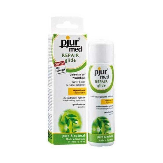 Pjur Med Repair vízbázisú, regeneráló síkosító (100 ml)