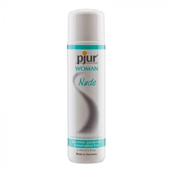 pjur Woman Nude vízbázisú síkosító (100 ml)