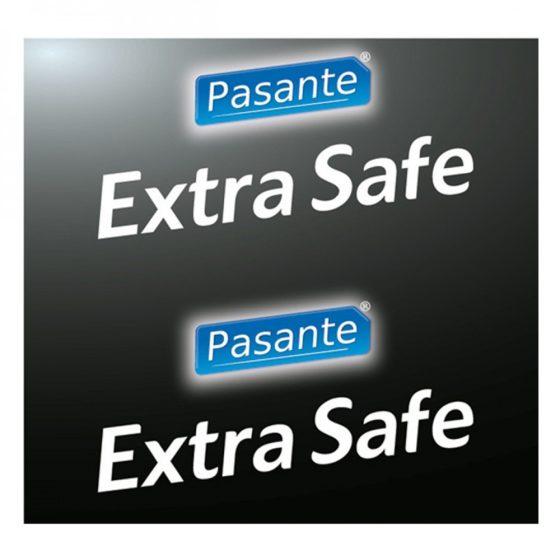 Pasante Extra 12 db megerősített falvastagságú óvszer