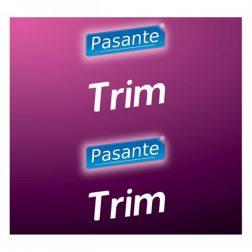 Pasante Trim 12 db kis méretű óvszer
