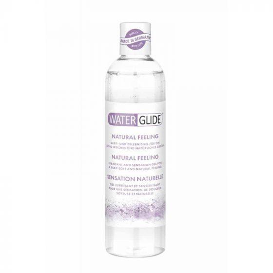 Water Glide Natural Feeling vízbázisú síkosító (300 ml)