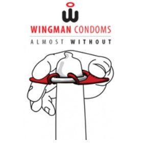 Wingman a szárnyas óvszer